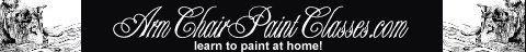 Arm Chair Paint Classes!